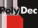 Polydec logo